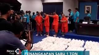 Kronologi Penangkapan Kapal yang Bawa 1,7 Ton Sabu di Batam - iNews Pagi 21/02