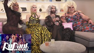 RuPaul's Drag Race S10 Finale Reactions w/ 👑 Queens Aquaria, Eureka, Kameron Michaels & Asia O'Hara