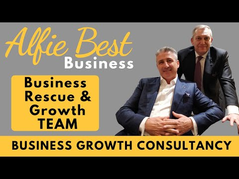 , title : 'Alfie Best launches business turnaround and growth consultancy service