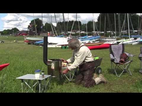 KROMBACHTALSPERRE (6) Westerwald 2011 - Clip 6 - Rund um die GULASCHKANONE - Made by kanukassel