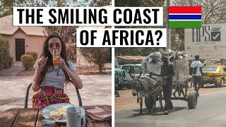 THE GAMBIA, AFRICAS SMILING COAST | TRAVEL VLOG