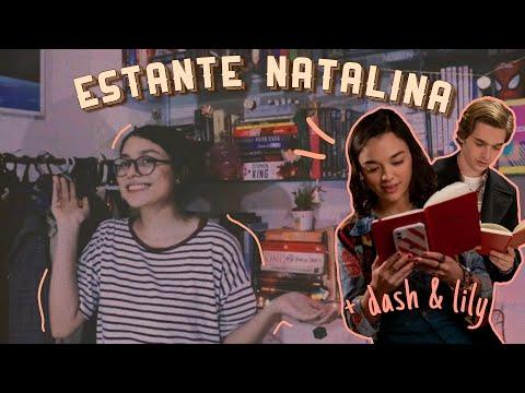 vlog // decorando a estante para o natal e surtando sobre dash & lily (sem spoilers) ?