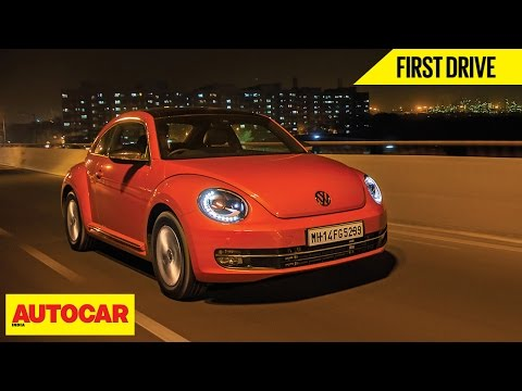 Volkswagen Beetle | First Drive | Autocar India