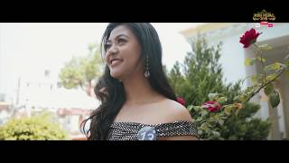 Sara Bajimaya Finalist Miss Nepal 2019 Introduction Video