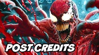 Venom Post Credit Scene and Ending Explained