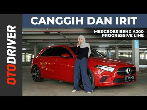 Mercedes Benz A200 2019 Review Indonesia   OtoDriver