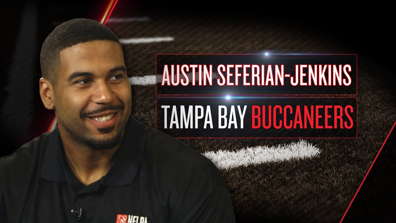 Austin Seferian-Jenkins on Buccaneers role, playbook thoughts, NFL life (2014 NFLPA Rookie Premiere) thumbnail
