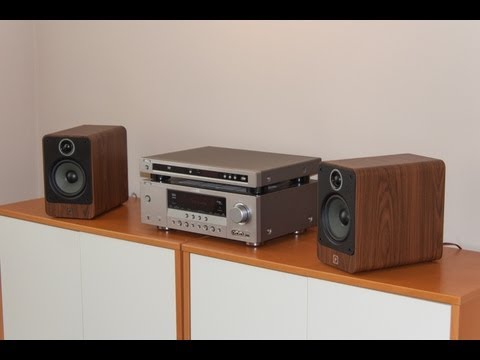 Q Acoustics 2020i speakers quick unboxing and soundtests