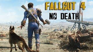 Fallout 4 (Без смертей на выживании) #4 Лазерный привет