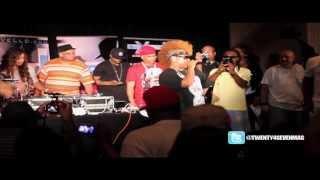 """Da Brat Performs """"Funkdafied"""" at Mixshow Live 4"""