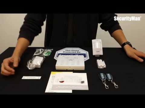 Introducing Air-AlarmIIE Economy Kit of D.I.Y. Wireless Smart Home Alarm System