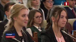 """Александр Лукашенко: """"Без образования нет нации"""". Панорама"""