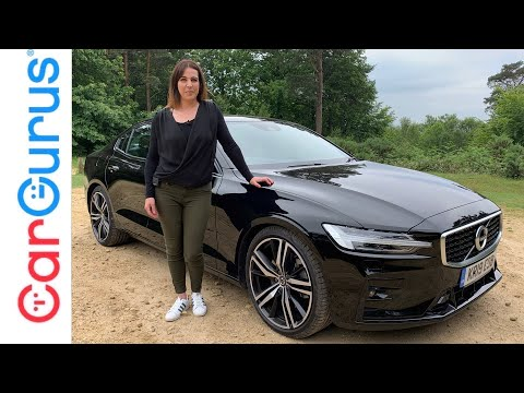 Volvo S60 T5 R Design Edition (2019) Review: A sporty Volvo? | CarGurus UK