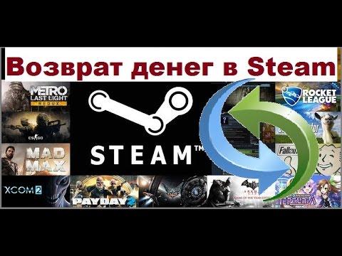 Возврат игр в Steam: Как вернуть деньги? Правила и пример возврата