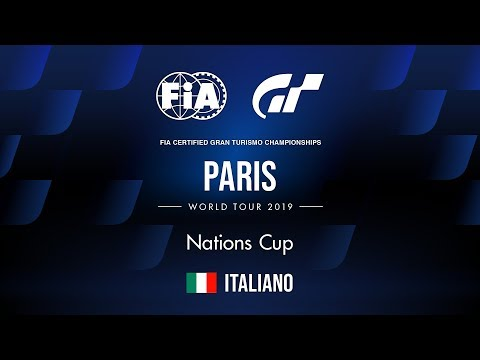 [Italiano] 2019 World Tour 1   Paris   Nations Cup