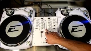 Epsilon Inno ProPak Review Video (DJT-1300USB Turntable & Inno-Mix2 Mixer)