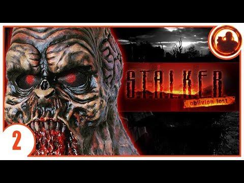 НАТКНУЛСЯ НА СУПЕРКРОВОСОСОВ. S.T.A.L.K.E.R. Oblivion Lost Remake #2