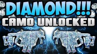 UNLOCKING DIAMOND CAMO LIVE REACTION!! (COD: INFINITE WARFARE)