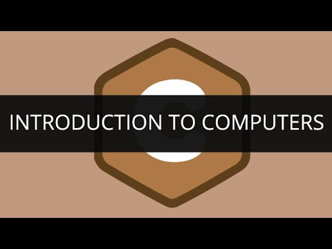 Introduction to Computers: First step to learn computer programming in C – 1