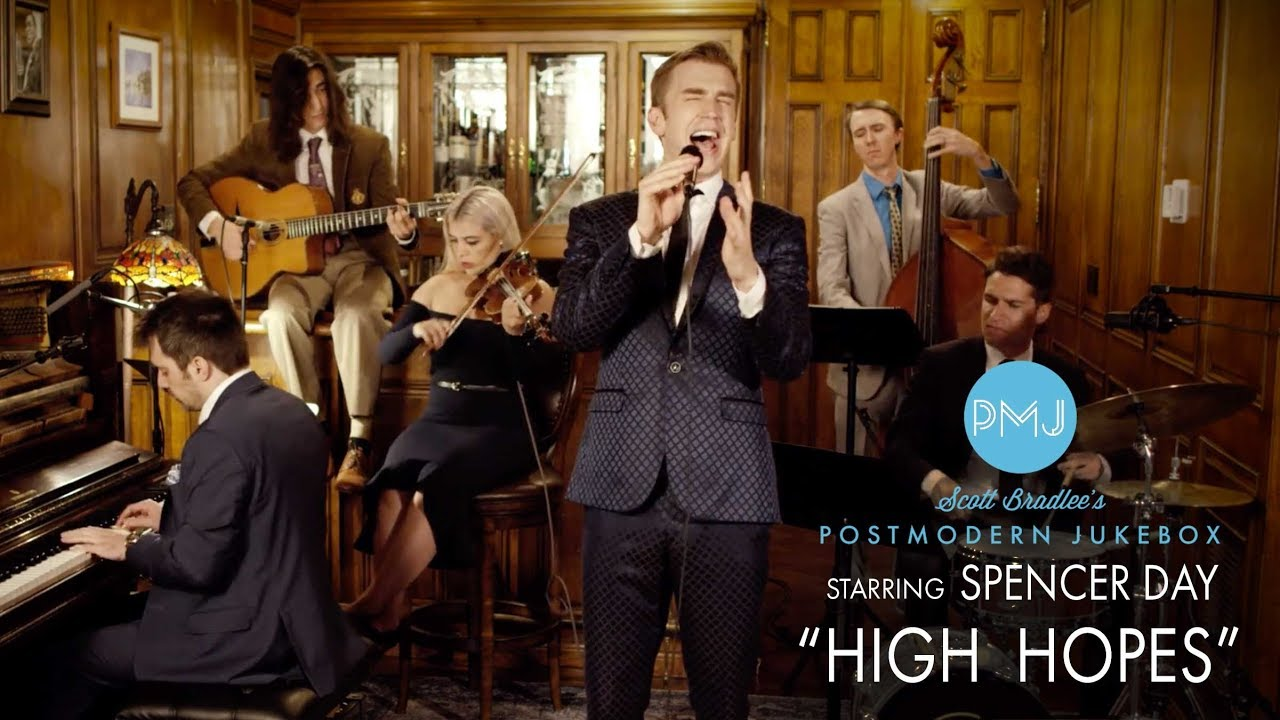 High Hopes – Panic At The Disco (Vintage Frank Sinatra Style Cover) ft. Spencer Day