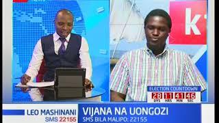 Owino Otieno kiongozi wa vijana azungumzia vijana, uongozi na maandamano
