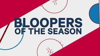 Best NHL Bloopers of the 2017-18 Season