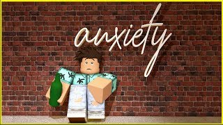 Anxiety - blackbear ft. FRND   ROBLOX Music Video