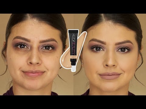 NEW!!! HUDA BEAUTY The Overachiever Concealer | Review