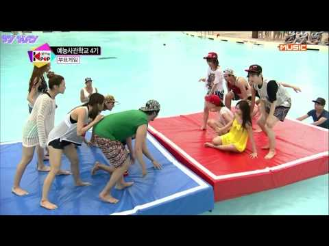 All The KPOP Summer Vacation Special 4-5(Sub Esp)