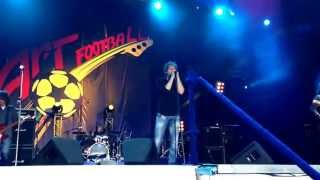 Fools Garden - Daihaminkay (Live in Moscow 29.05.2014)