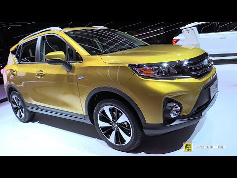 2019 GAC GS3 - Exterior and Interior Walkaround - 2018 Paris Motor Show