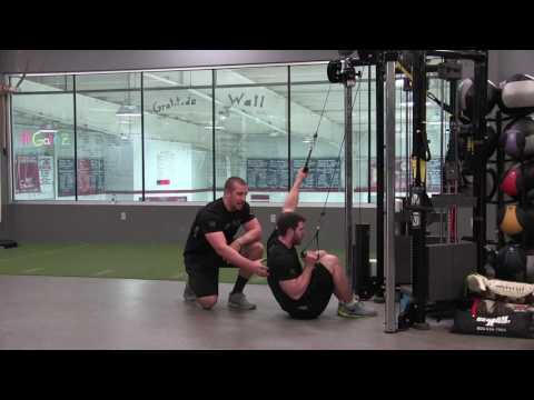 Lift Moore Monday: Short Seated Alternating Lat Pull Down