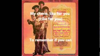 Can You Remember - The Jackson 5 (music and lyrics)