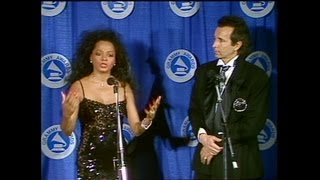 Grammys Flashback '88: Diana's Unhappy With Music