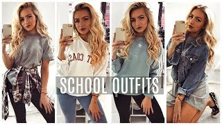 HOW TO LOOK GOOD IN SCHOOL DRESS CODE! Outfit Ideas 2018