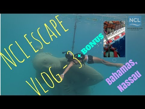 NCL Escape cruise review 4K. Best things to know about Norwegian Escape. Nassau best