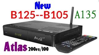 Mise A Jour Atlas HD 200/100 Version B125 /105 2017