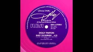 Dolly Parton - Baby I'm Burnin' (Disco Mix) 1978