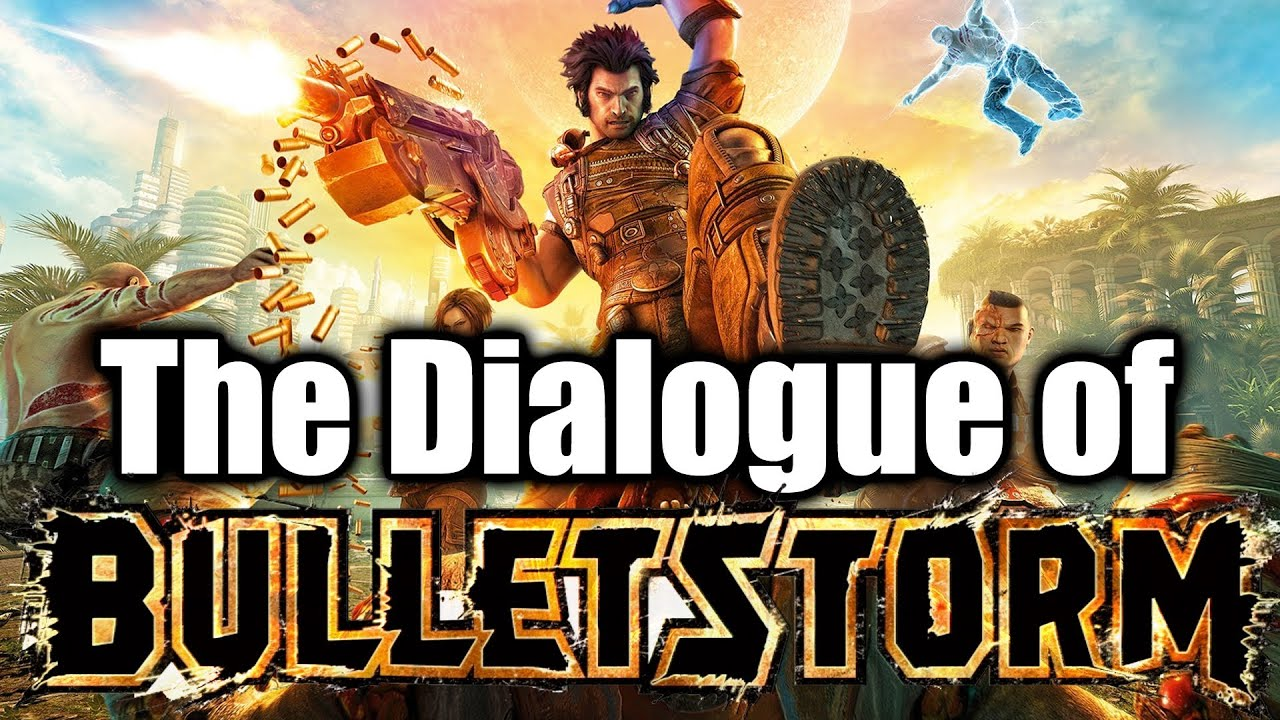 Needless To Say, This Bulletstorm Video Is NSFW
