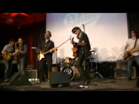 Acousti.Co-The Band live at Blues Made in Italy 2014