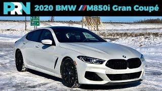 2020 BMW M850i xDrive Gran Coupé Review