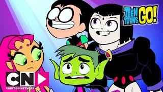 Teen Titans Go! | No More Television | Cartoon Network
