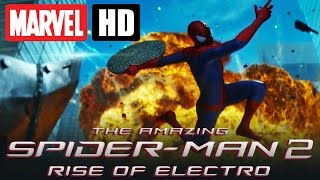Trailer of The Amazing Spider-Man 2: Rise of Electro (2014)