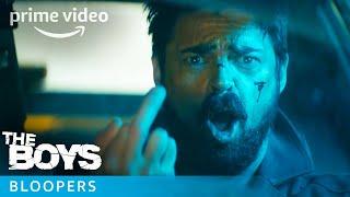 The Boys - Season 1 Bloopers | Amazon Prime Video