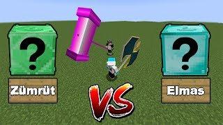 Minecraft Lucky Wars - 2 Farklı Şans Bloğu Bölüm 6