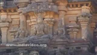 Lakshmi temple in Vijaya Vitthala complex
