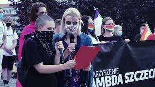 """MÓJ SUBSKRYBOWANY KANAŁ – """"MARGO ZOSTAŁA WYBRANA!"""" """"MARGO JEST WIĘŹNIARKĄ POLITYCZNĄ"""" – czyli absurdy z wiecu środowisk LGBT!"""