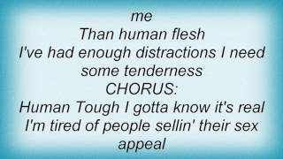 Alanis Morissette - Human Touch Lyrics