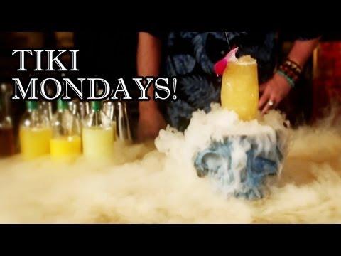 Titillating Tiki Cocktail – Behind the Drink