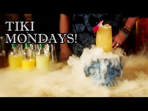 Video Titillating Tiki Cocktail - Behind the Drink